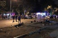 Одесские СМИ опубликовали видео смертельной аварии с БМВ