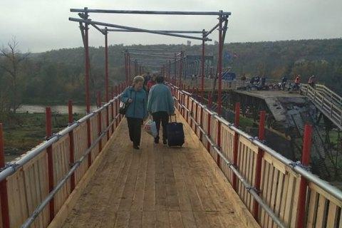 Сайдика впечатлили темпы ремонта моста в Станице Луганской