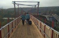 Сайдіка вразили темпи ремонту моста у Станиці Луганській