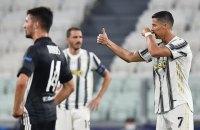 """Гол Роналду у ворота """"Ліона"""" визнано найкращим за тиждень у Лізі чемпіонів"""