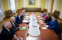 Представники ОП та американського посольства підбили підсумки візиту Зеленського до США