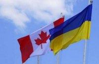 Украина и Канада создадут зону свободной торговли до 2016 года