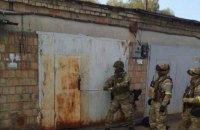 Шкиряк: в гараже сторонника Семенченко нашли арсенал оружия (обновлено)