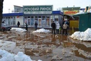Система водоотвода Киева устарела и нуждается в реконструкции