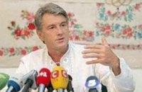 Ющенко рассказал о своей корове Уле и других питомцах