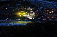 В Китае в ДТП с участием 56 машин погибли 17 человек