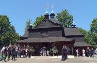 В Коломые возник конфликт из-за церкви Московского патриархата