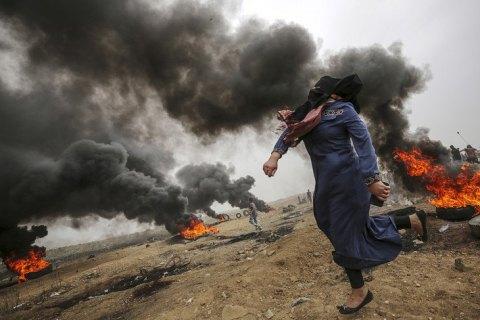 Зіткнення в секторі Газа розслідуватиме спеціальна комісія ООН