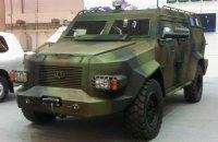 """ВСУ приняли на вооружение бронеавтомобиль """"Барс-8"""""""