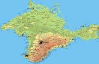 В Крыму из-за урагана обесточено 500 домов