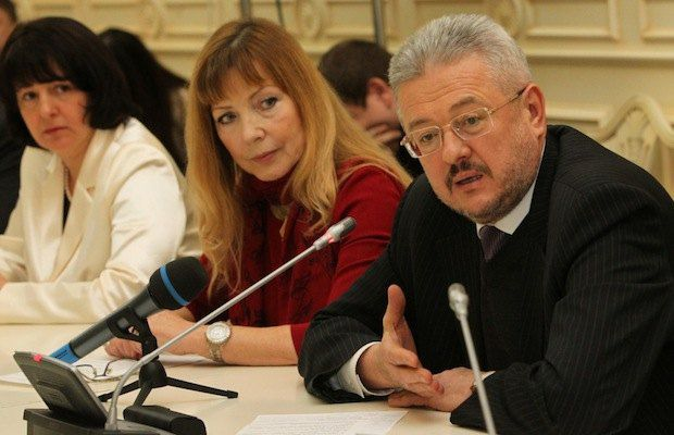 Глава Комитета по социальным и экономическим вопросам Вячеслав Быковец