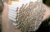 Во Львове задержана контрабанда сигарет на 616 тыс. грн