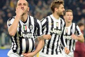 """""""Юве"""" першим в Італії набрав 100 очок за сезон"""
