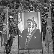 Венесуела: політика культу особи за часів Мадуро почала збоїти