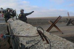 Штаб АТО сообщил о 29 обстрелах и двух боях на Донбассе
