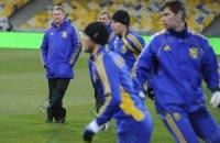 Матчи сборной Украины покажут два британских канала