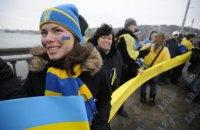 """Тимошенко предложила создать """"символическую цепь единства"""" на День Соборности"""