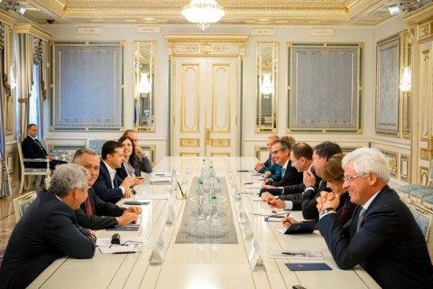 Зеленский ожидает увеличение ЕБРР инвестиций в Украину до более чем 1 млрд евро в год