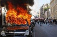 С начала года в Киеве сгорело 279 автомобилей