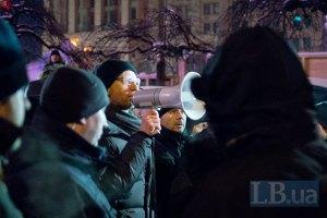 Яценюк дав владі 24 години для мирного врегулювання кризи