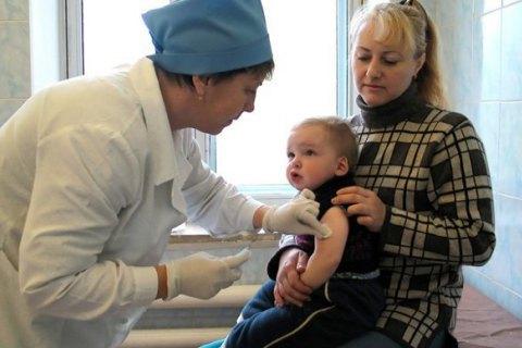 Держлікслужба відкликала заборону на болгарську вакцину БЦЖ