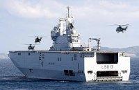 Медведев купил у Франции два вертолетоносца