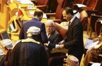 У Палестині мають намір скасувати рішення про визнання держави Ізраїль