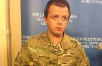 Семен Семенченко снял балаклаву (обновлено)