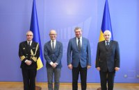 Дания предлагает Украине сотрудничество в сфере строительства кораблей