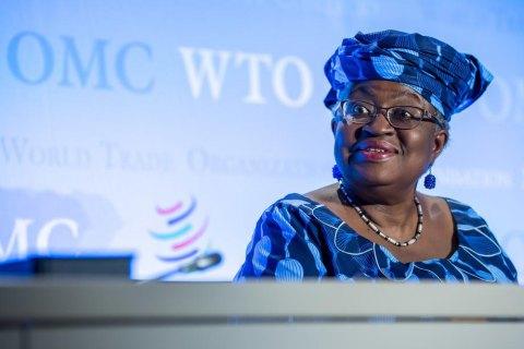 Всемирную торговую организацию впервые возглавила женщина