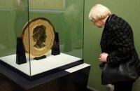 В Берлине похитили гигантскую золотую монету