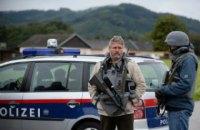 В Австрии неизвестный захватил банк и взял заложника