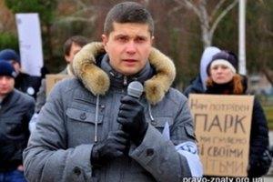 """У Броварах комунальна газета """"зняла"""" кандидата в нардепи"""