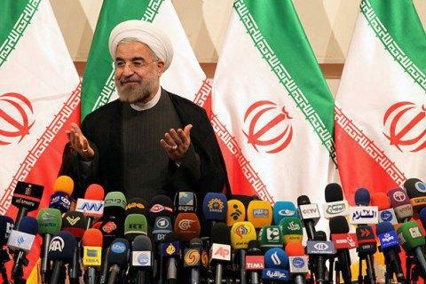 Президент Ірану заявив про відмову країни від претензій на ядерну зброю