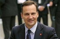 Польша выдвинула Сикорского на пост главы дипломатии ЕС