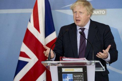 Британський дипломатичний бойкот ЧС-2018 не позначиться на участі збірної Англії, - Джонсон