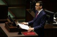 Новый премьер Польши выступил за сближение с Украиной