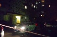 В селе под Львовом пьяный подросток выпал из окна девятого этажа