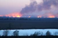 У національному заповіднику під Одесою сталася пожежа