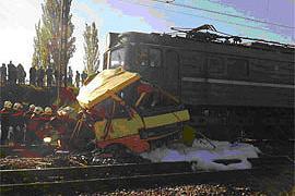 В ДТП на Днепропетровщине погибли 43 человека (обновлено)