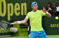 Марченко проиграл Надалю в полуфинале турнира в Дохе