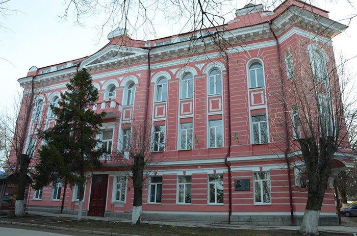 Кам'янець-Подільська спеціалізована школа-інтернат 'Славутинка'