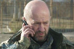 """Комбат """"Айдара"""" Пташник: если СБУ, милиции не хватит сил справиться с псевдо-Айдаром - я помогу"""