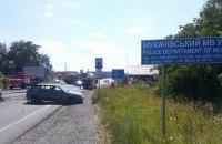 Словаччина посилила охорону кордону після подій у Мукачевому