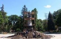 В Чернигове решили развернуть памятник Хмельницкому спиной к Москве