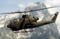 В Афганістані впав вертоліт з американськими військовими
