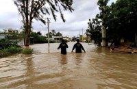 Через повені в Індії загинули 95 людей, сотні тисяч евакуйовані