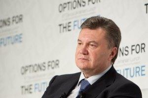 Янукович віддав 2,4 млрд гривень на утримання тарифів