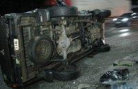 В ДТП на Бориспольской трассе погибла молодая женщина