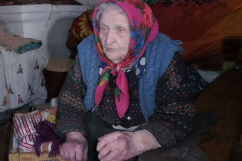 117-річна мешканка Чернігівської області претендує на звання найстарішої людини планети